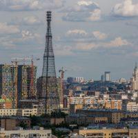 Shukhov Tower, Henry Milner Reconstruction