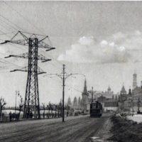 Oпopa линии передачи на 380 kV