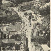 Башни световой сигнализации для регулирования движения улиц больших городов