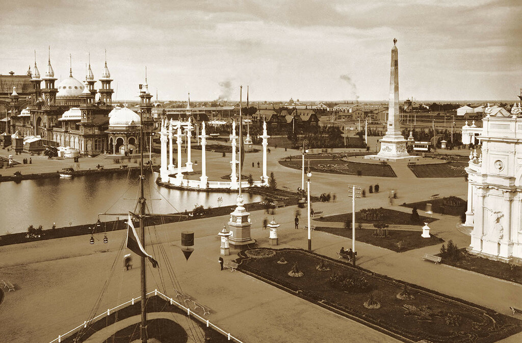 Всероссийская выставка в Нижнем Новгороде